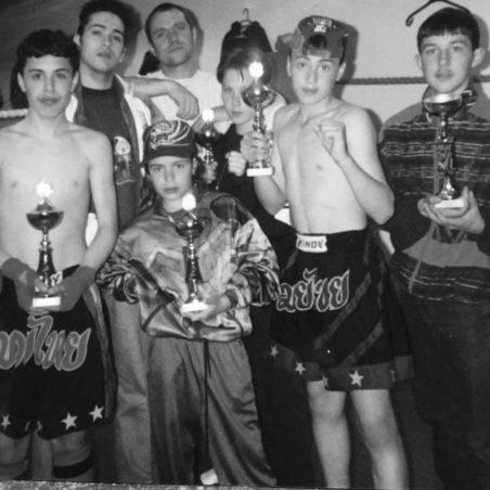 Team Pasztjerik vechters gaan al de ring in sinds 1994